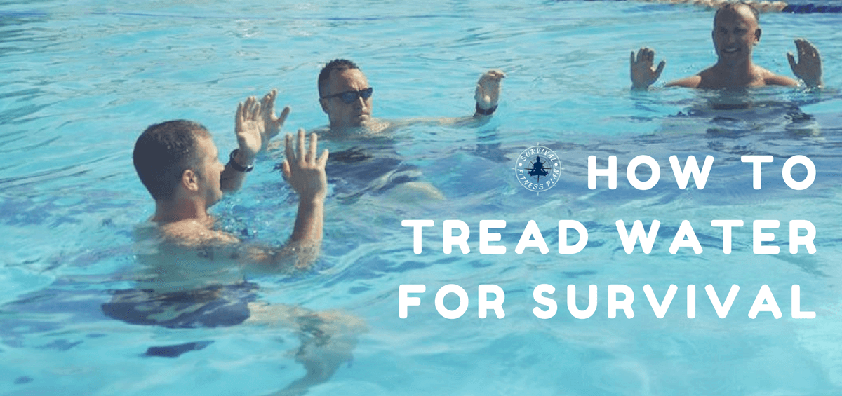 How To Tread Water For Long Periods Of Time Survival Swimming In 2020 Swim Technique Wilderness Survival Skills Survival
