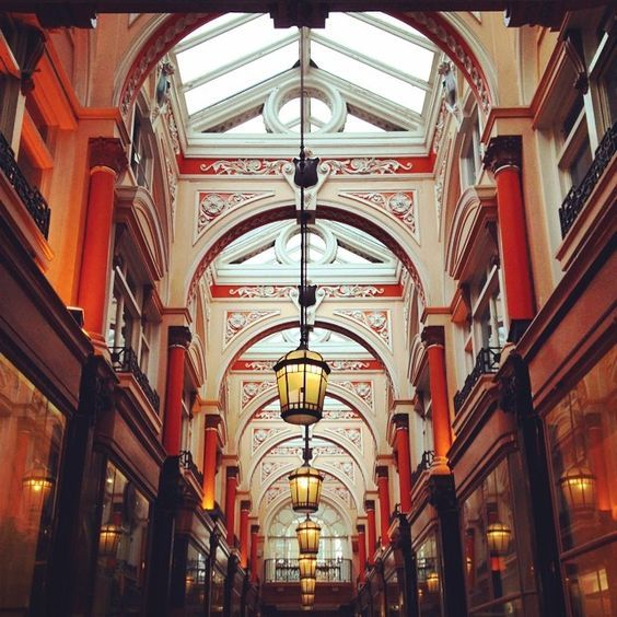 Bildergebnis für john nash royal opera arcade