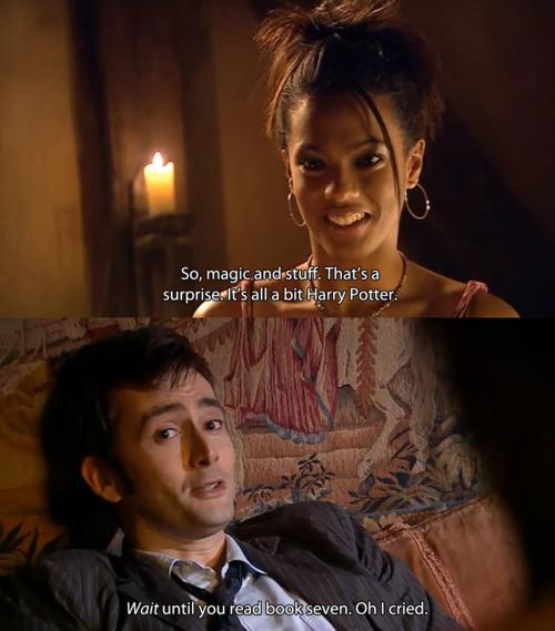 yeah, me too, doctor.