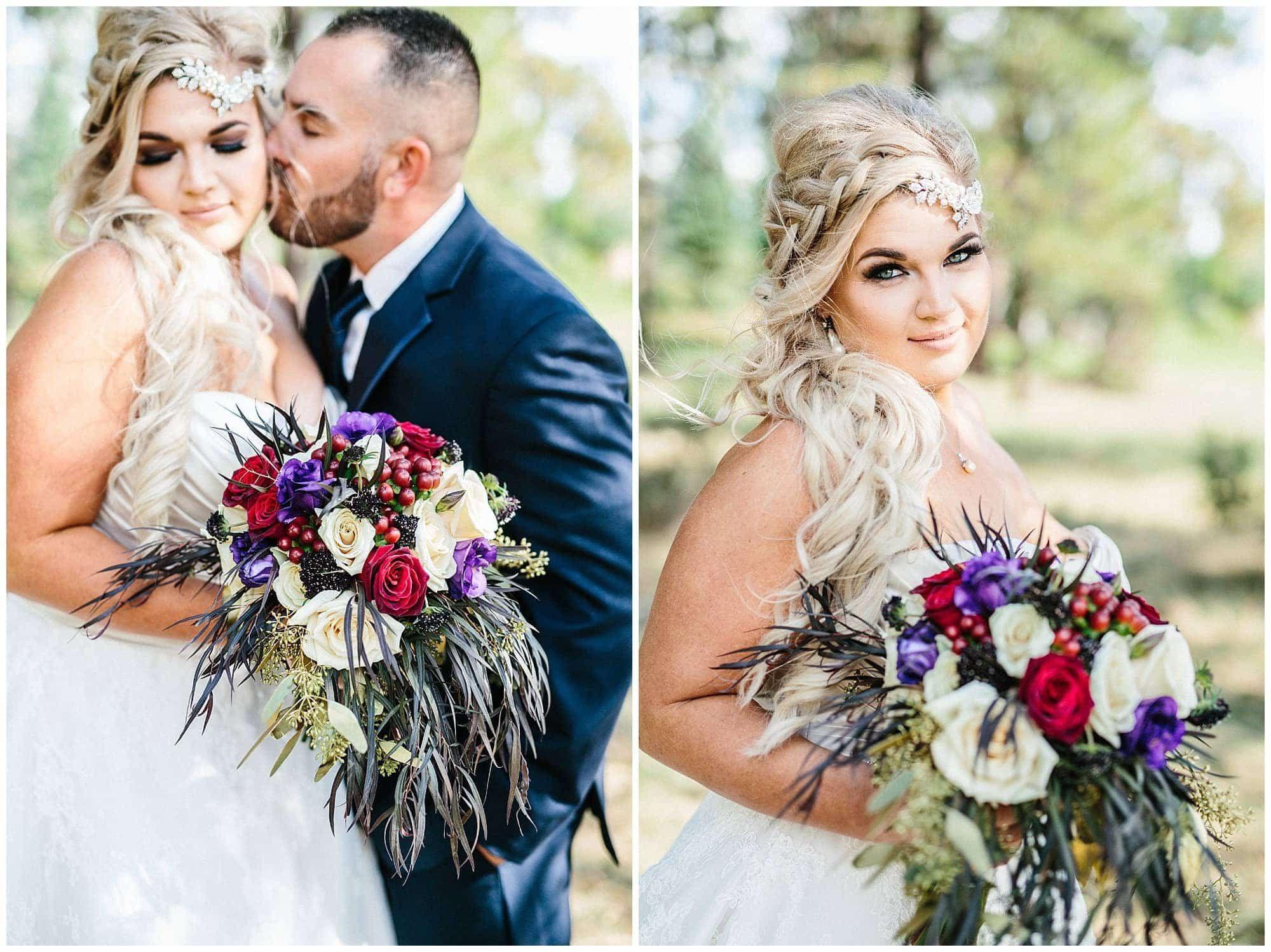 Kelsey Richard Munds Park Az Munds Park Beautiful Bride Wedding