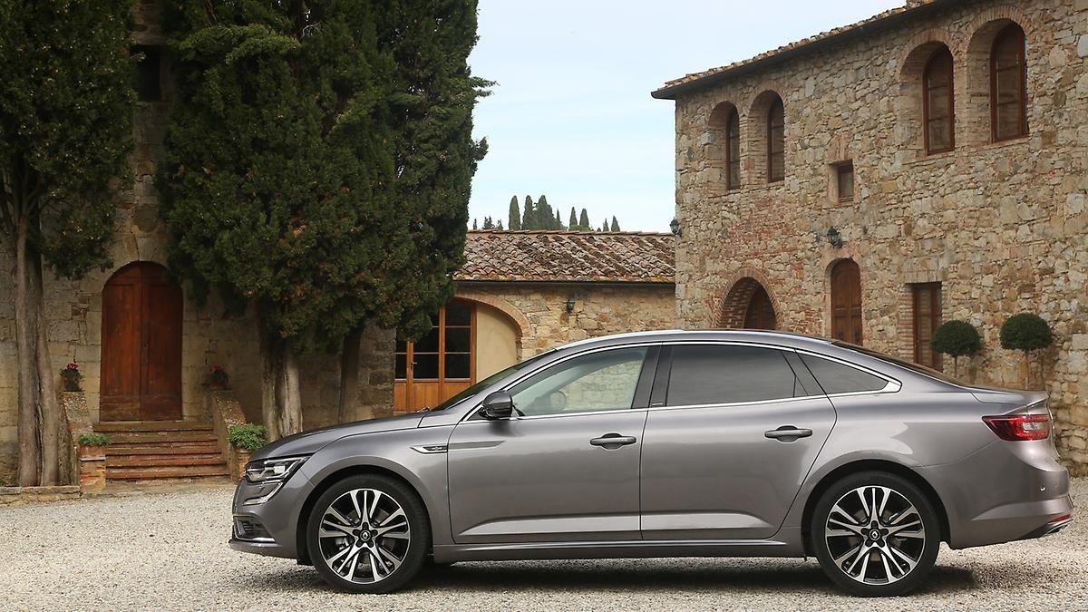 Neuer Name, neues Glück: Renault Talisman tritt selbstbewusst an