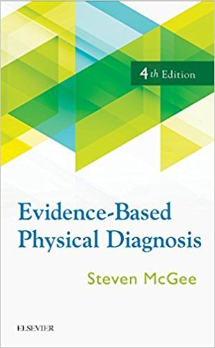 Evidence based physical diagnosis 4e 4th edition evidence based physical diagnosis 4e 4th edition pdf free download fully updated from cover to cover fandeluxe Gallery
