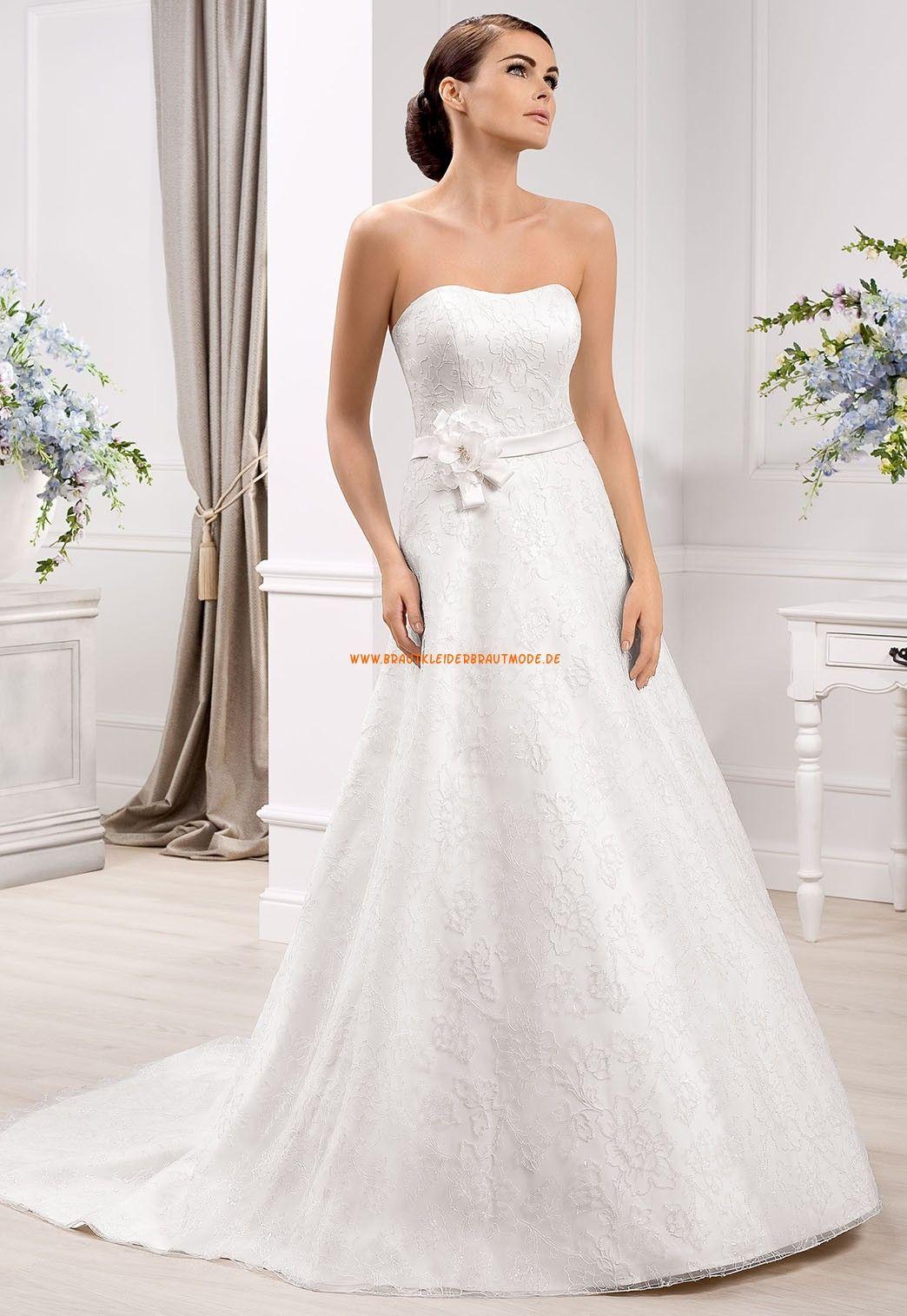 Dramatische Schicke Hochzeitskleider aus Organza  Wedding dresses