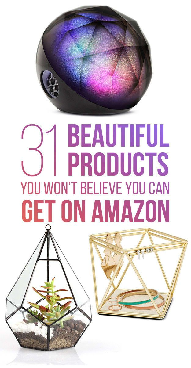 31 Beautiful Products You Won't Believe You Can Get On