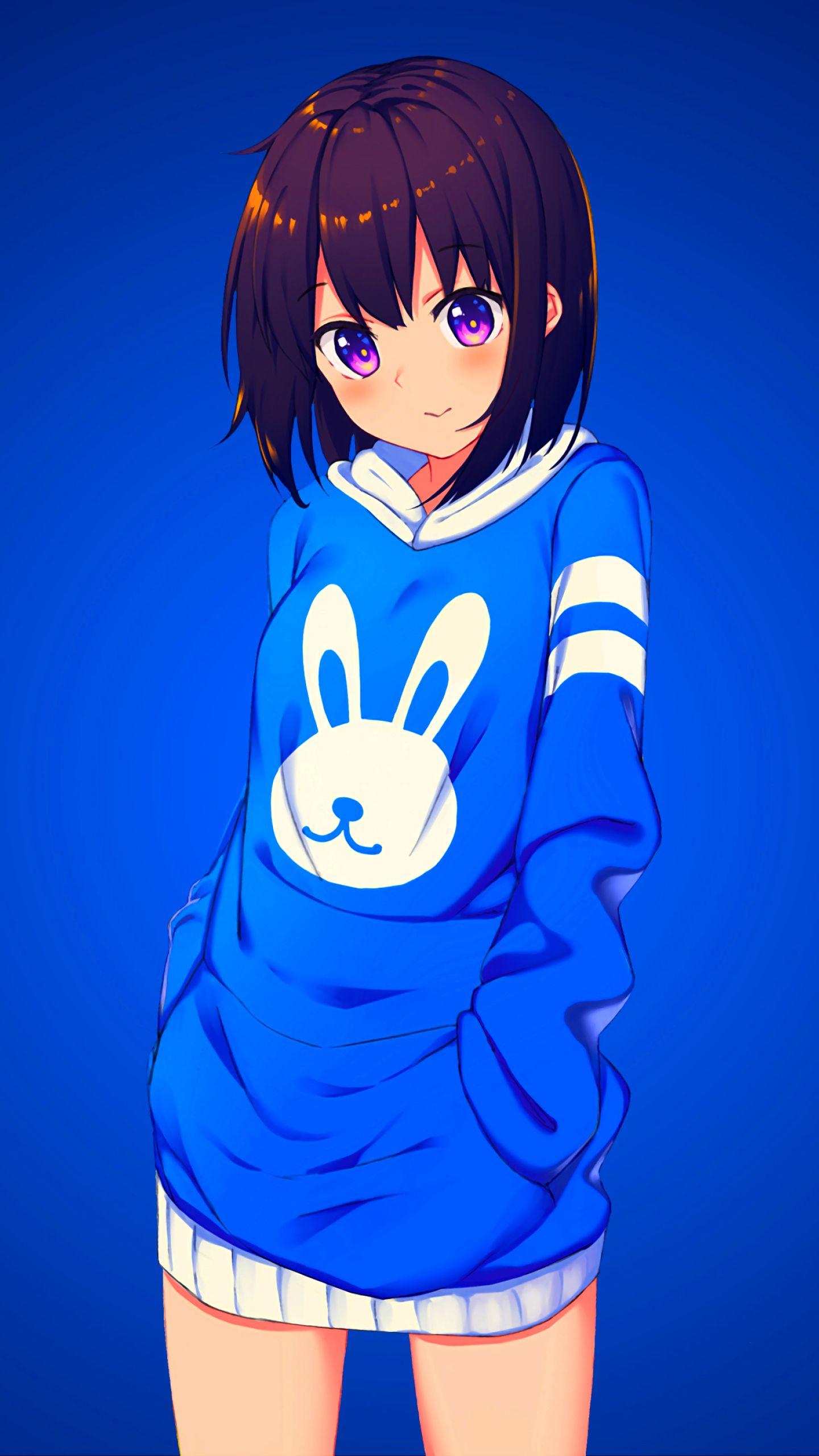 Pin on Short Haired Anime Girls