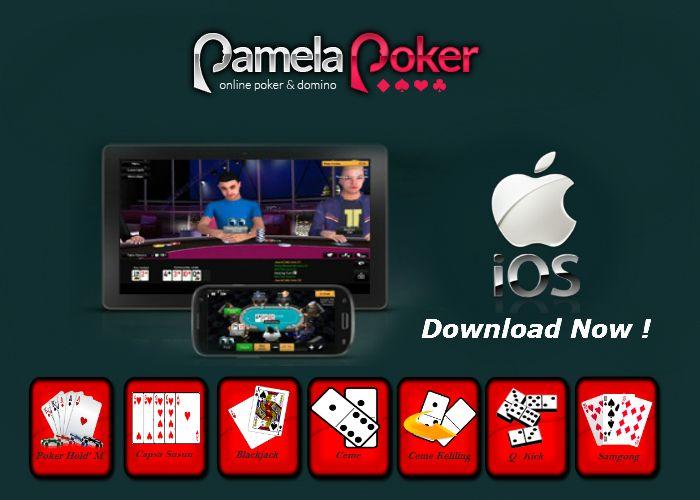 ios онлайн покер для