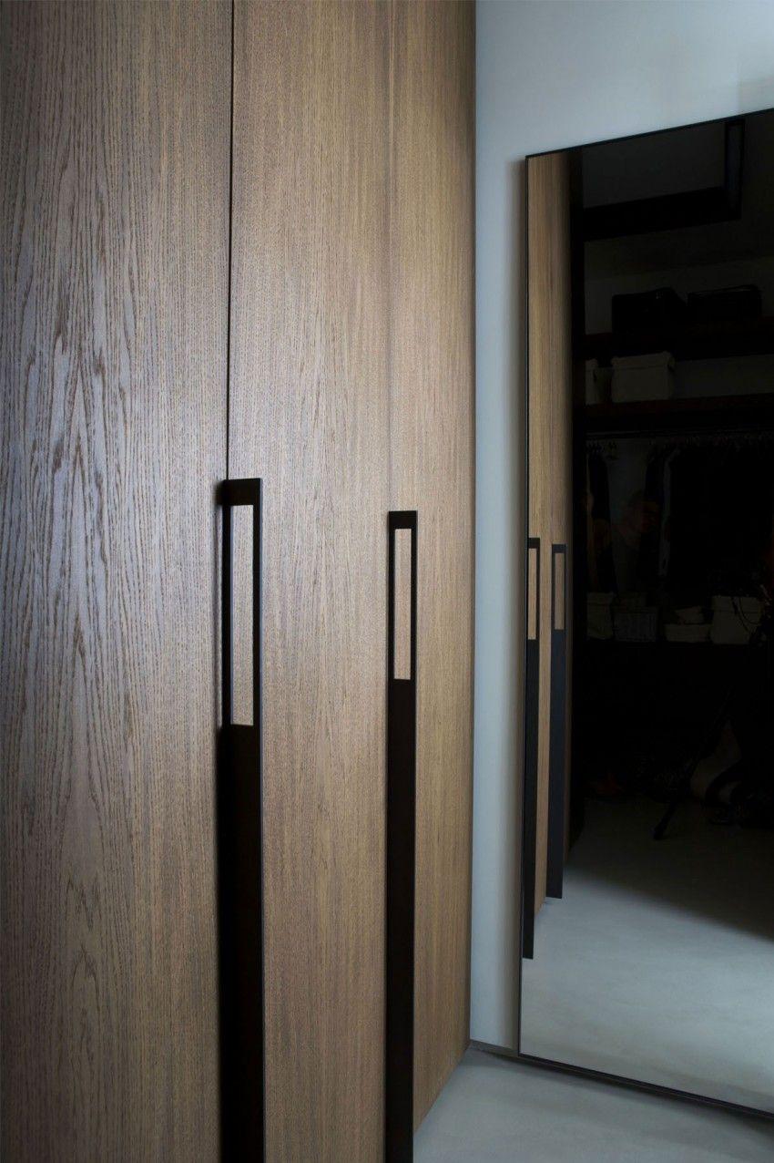 Bedroom Door Handle With Lock: Quindiciquattro By Fabio Fantolino