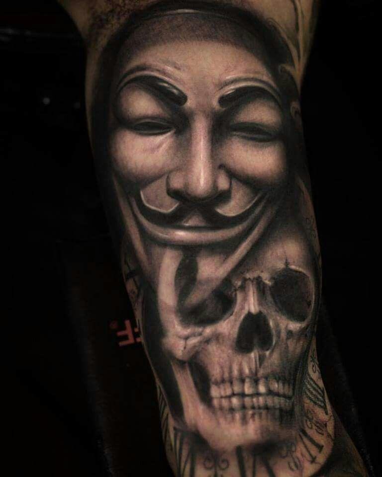 Tattoos Vendetta Tattoo V For Vendetta Tattoo Boss Tattoo