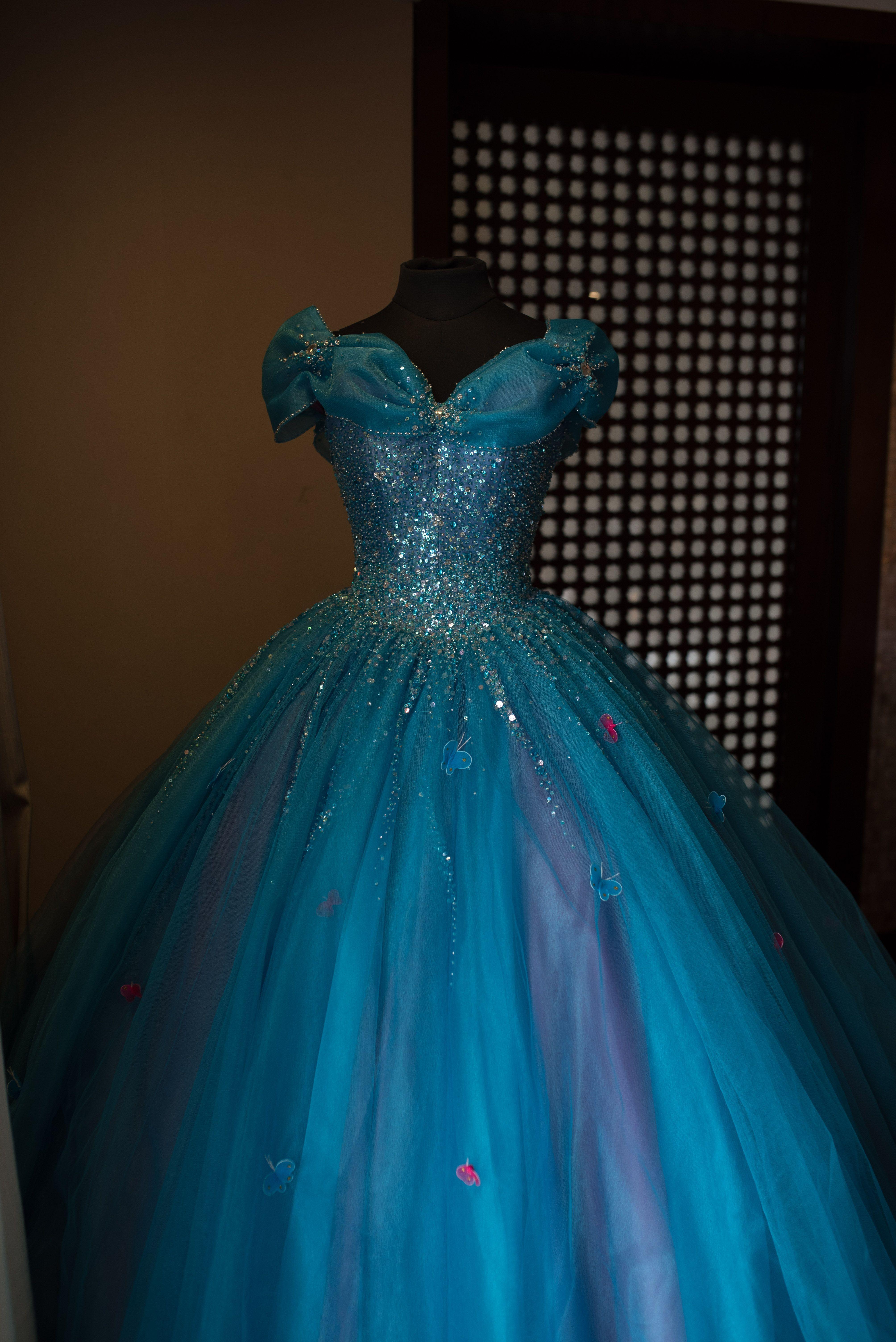 cinderellagown #cinderellagown debut 18thbirthday birthday gown ...