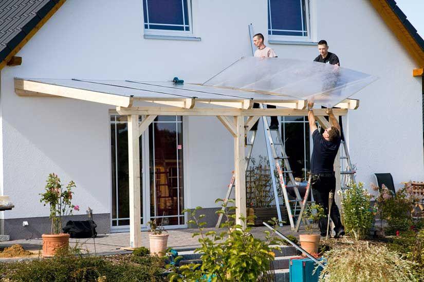 Photo of Terrassenüberdachung selber bauen: So geht's!
