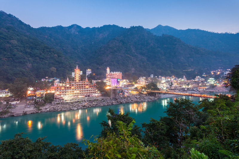 12 Best Things To Do In Rishikesh, India in 2020 in 2020 ...