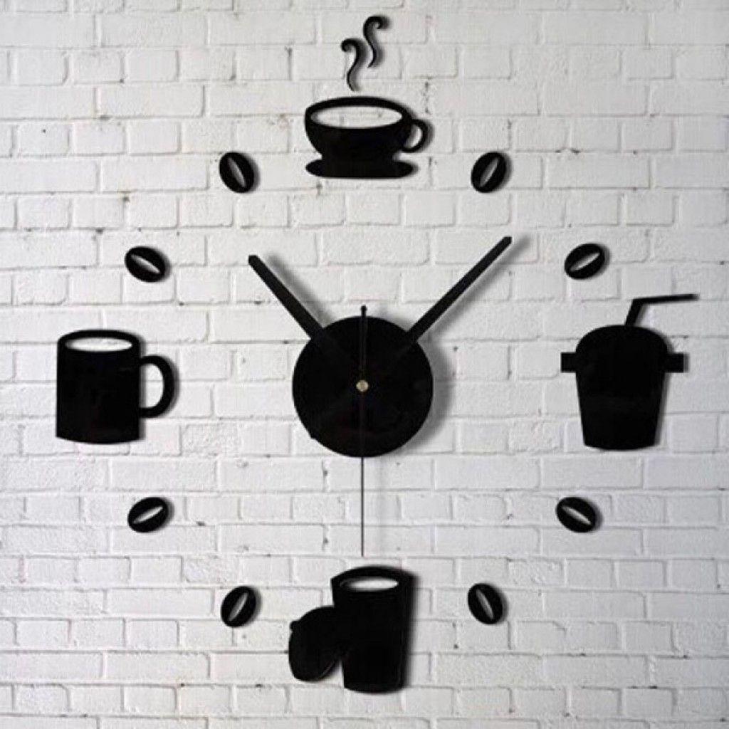 Reloj hora del café ☕️   Coffee Lover   Relojes para ...