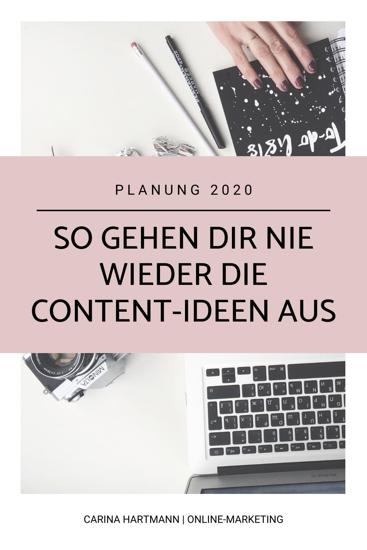 42 Content Ideen Die In Social Media Immer Funktionieren Carina Hartmann Blog Erstellen Marketing Online Marketing