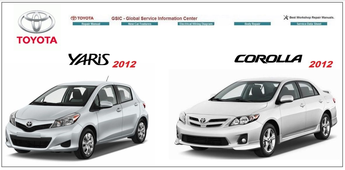 Toyota yaris 2014 workshop manual juvjer pinterest toyota fandeluxe Image collections