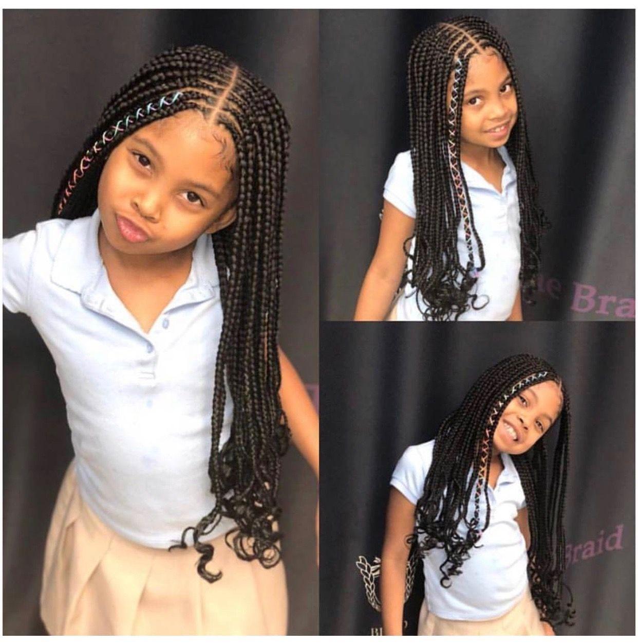 Kid S Braids Black Kids Hairstyles Braid Styles For Girls Kid