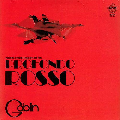 Goblin Profondo Rosso O S T Goblin Vinyl Cover Best Albums