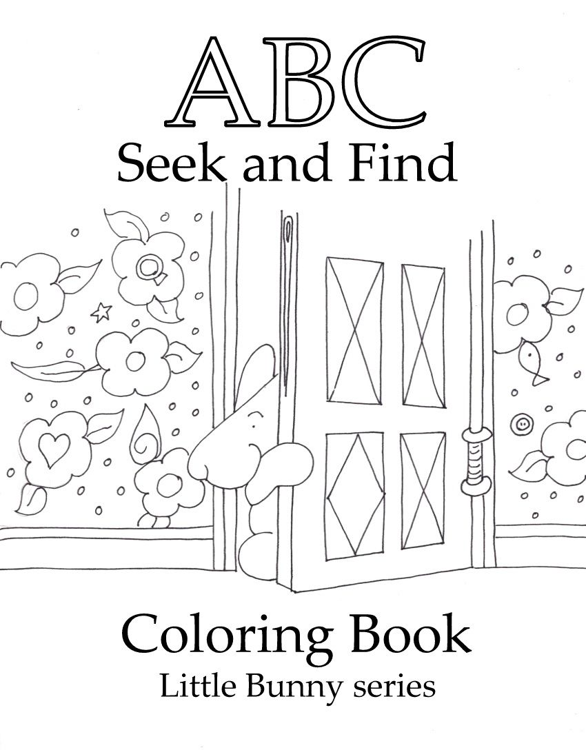 Seek and Finds   Free printables, Pre-school and Toddler learning ...