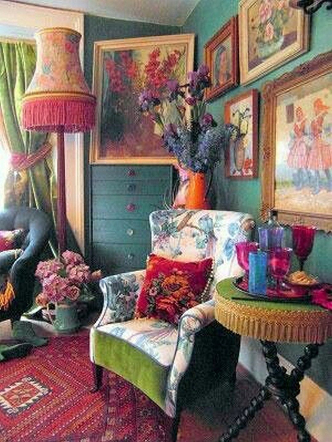 7 Top Bohemian Style Decor Tips with Adorable Interior Ideas ...