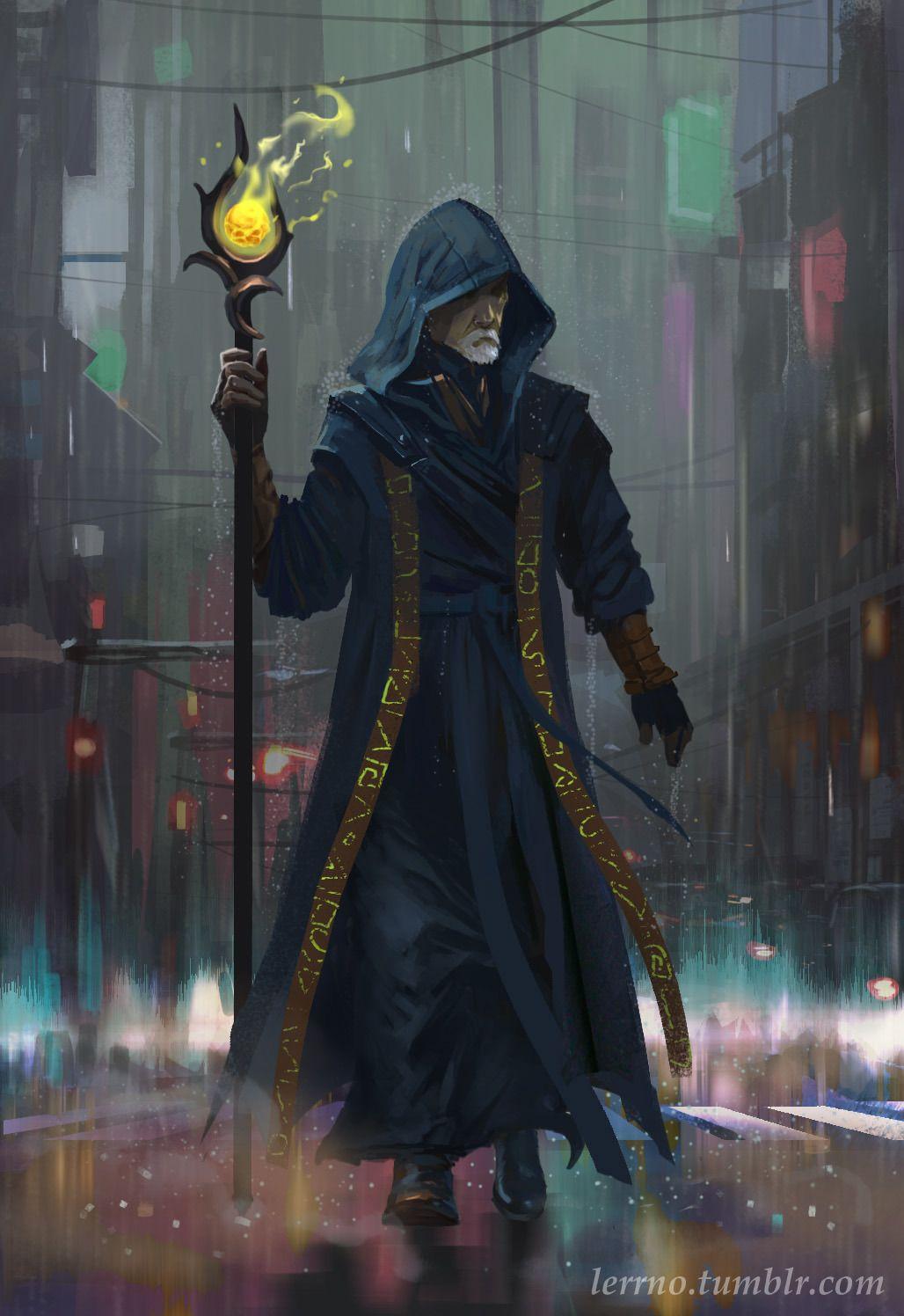 29+ Fantasy Wizard Art  JPG