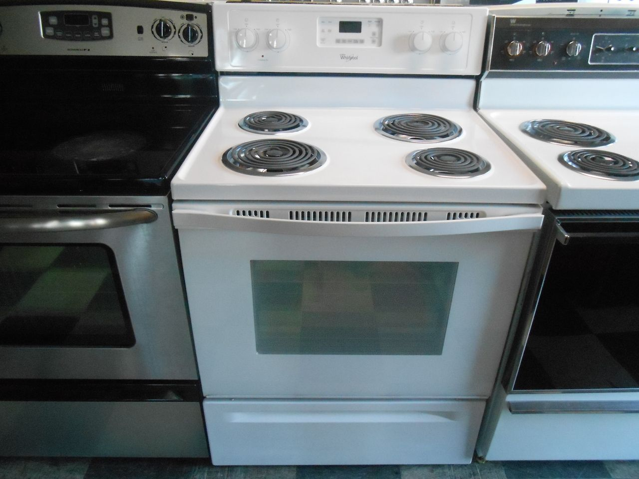 Uncategorized Kitchen Appliance City appliance city whirlpool 30 inch electric range free standing 4 coil burners burner 2 large