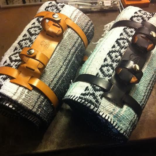 Deluxe Mexican Blanket Roll By The CLAW Currently By