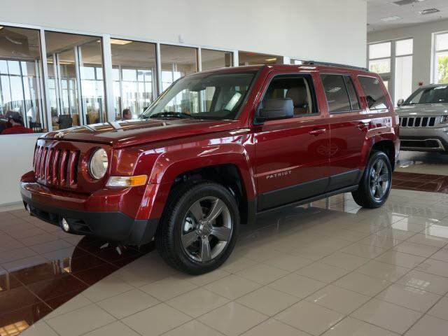 Ebay Jeep Patriot High Altitude Edition Texas Direct Auto 2015