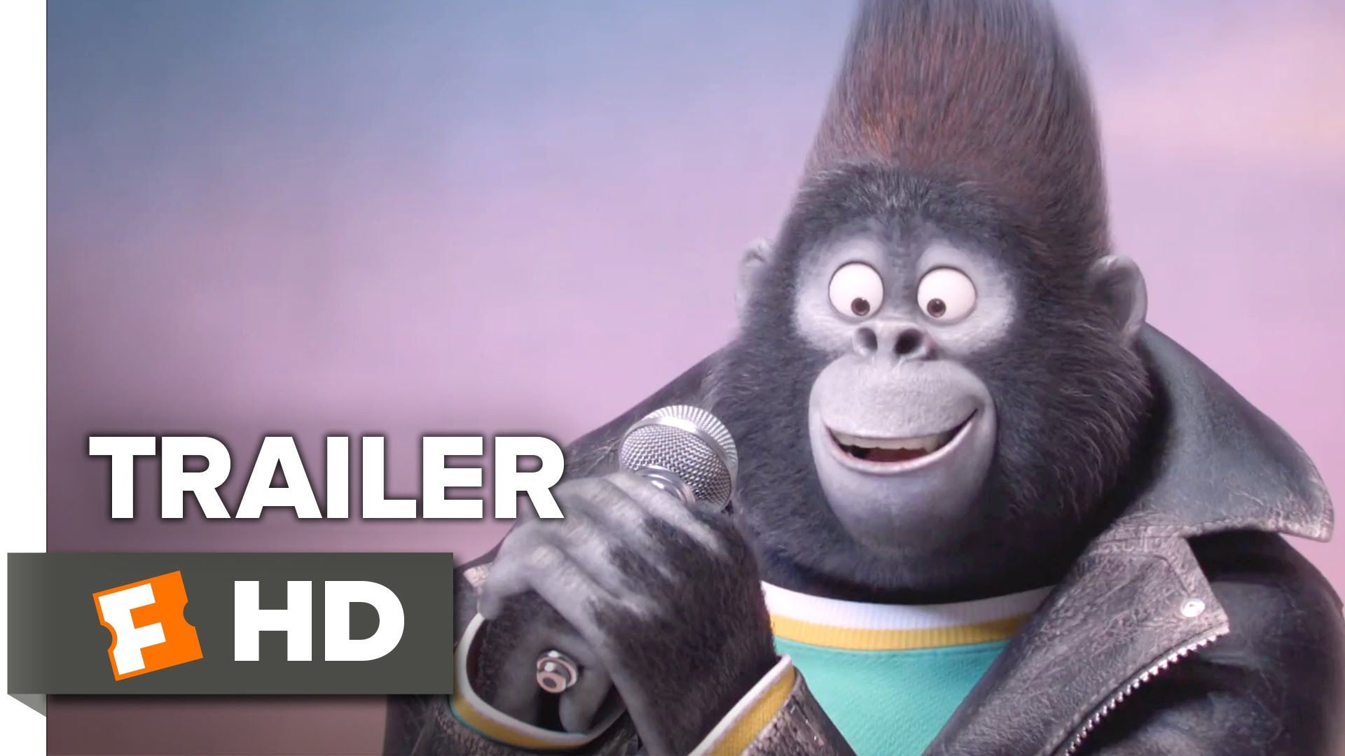 Anyone can be a star in the 1st sing trailer from the