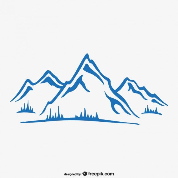 Wallpaper Of Mountain Ink Mountain Outline Vector Free Pine Tree Art