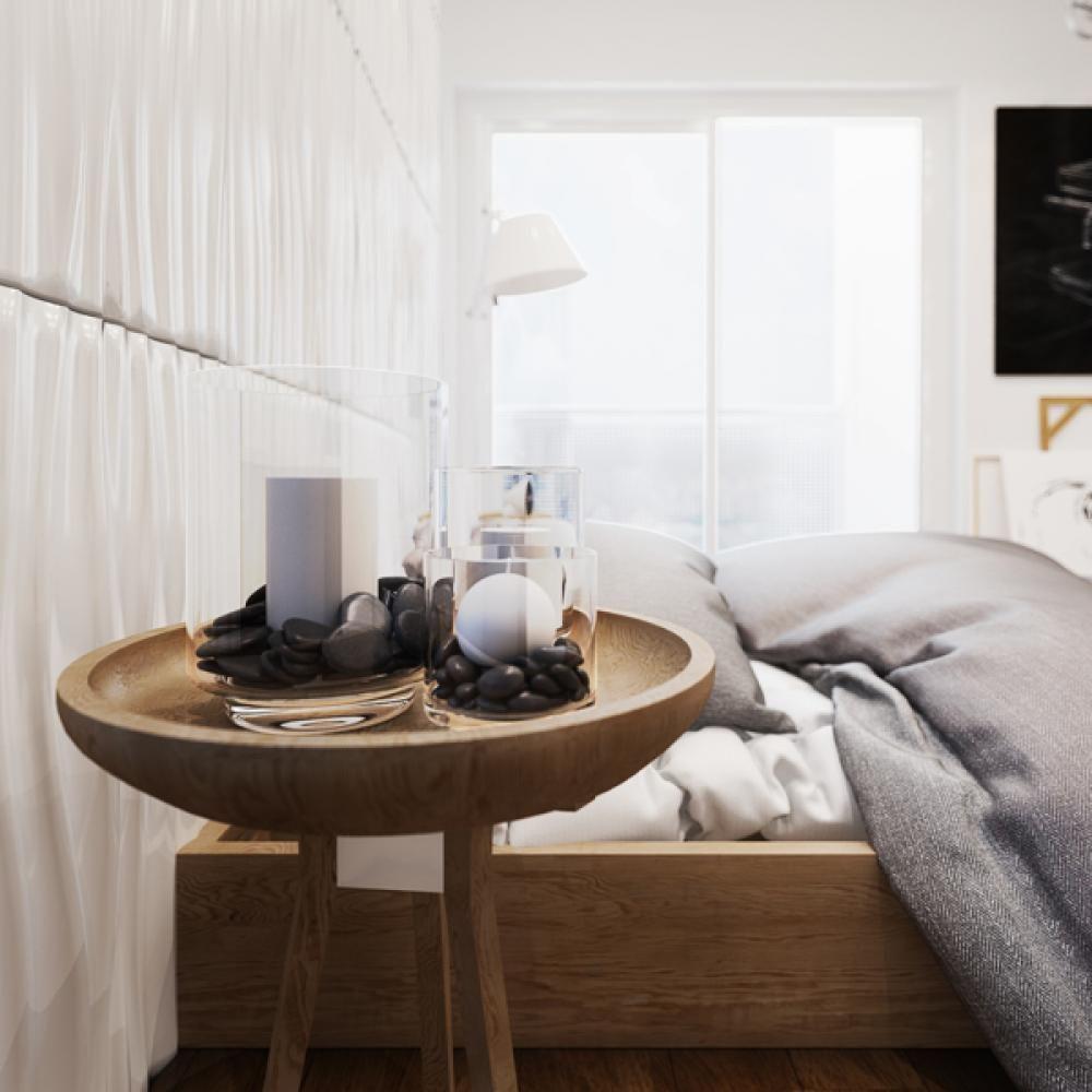 Modern Minimalist Bedroom Design Zen Bedside Table Modern Minimalist Bedroom Slumber Spaces