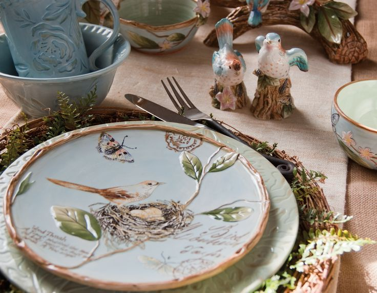 Image result for Fitz and Floyd Dinnerware Toulouse Green Collection table setting & Image result for Fitz and Floyd Dinnerware Toulouse Green ...