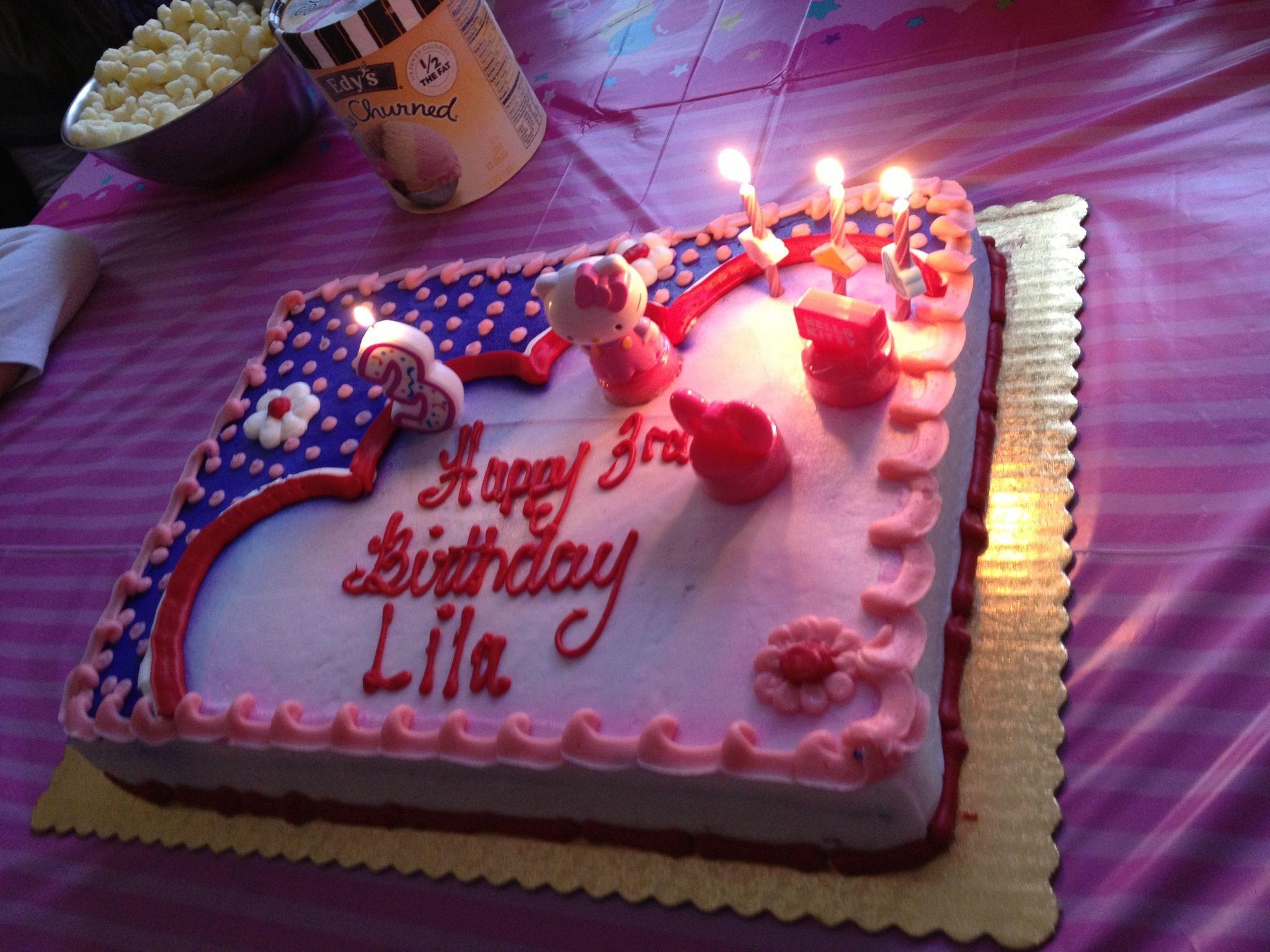 Admirable Big Y Theme Cake And Edys Neapolitan Ice Cream Neapolitan Ice Personalised Birthday Cards Arneslily Jamesorg