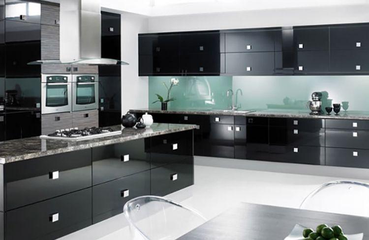 Aluminium Pantry Cupboards Classifieds Visitsrilanka Com Https Visitsrilanka Com Class Interior Design Kitchen Modern Kitchen Design Modern Black Kitchen
