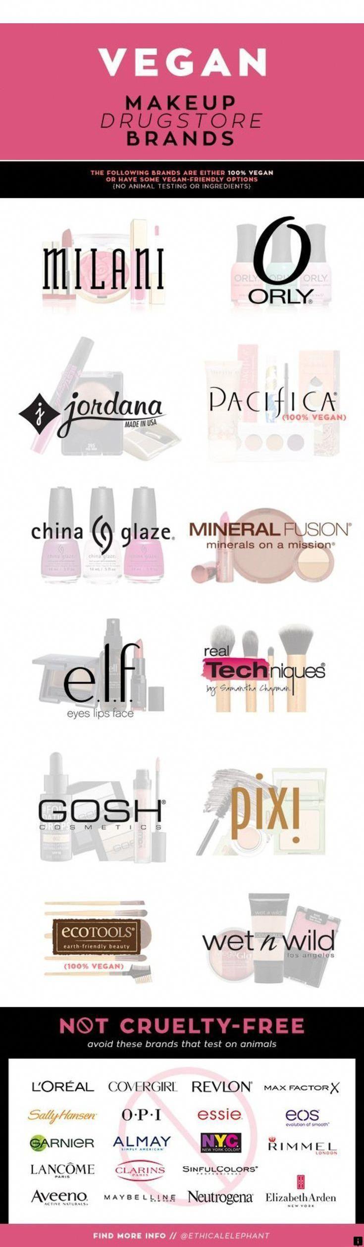 No photo description available. Makeup brands, Vegan