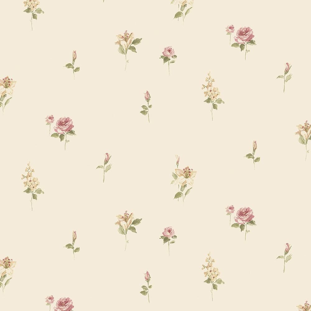 Floral wallpaper, Aesthetic ...
