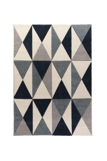 tapis 150x200 cm pise multicolor