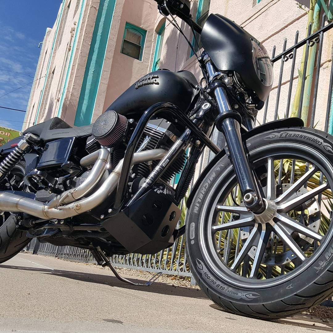 Fix em up Friday    2013 Street Bob now equipped with FXR
