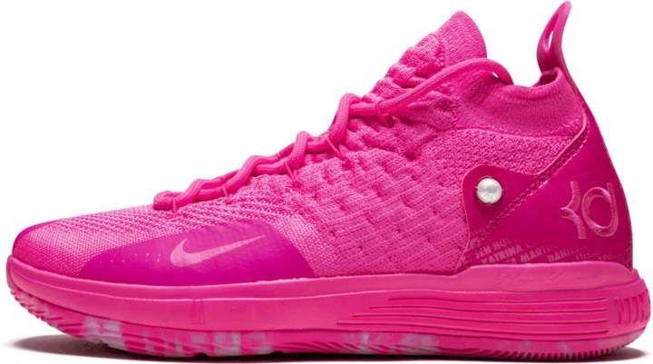 Nike Kd11 Ap Gs Aunt Pearl Bv9970 600 Girls Basketball Shoes Shoe City Nike Air Shoes