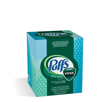 Who came up with this amazing stuff? Puffs tissue scented