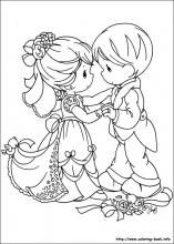 Precious Moments Coloring Pages On Coloring Book Info Precious Moments Coloring Pages Coloring Pictures Wedding Coloring Pages