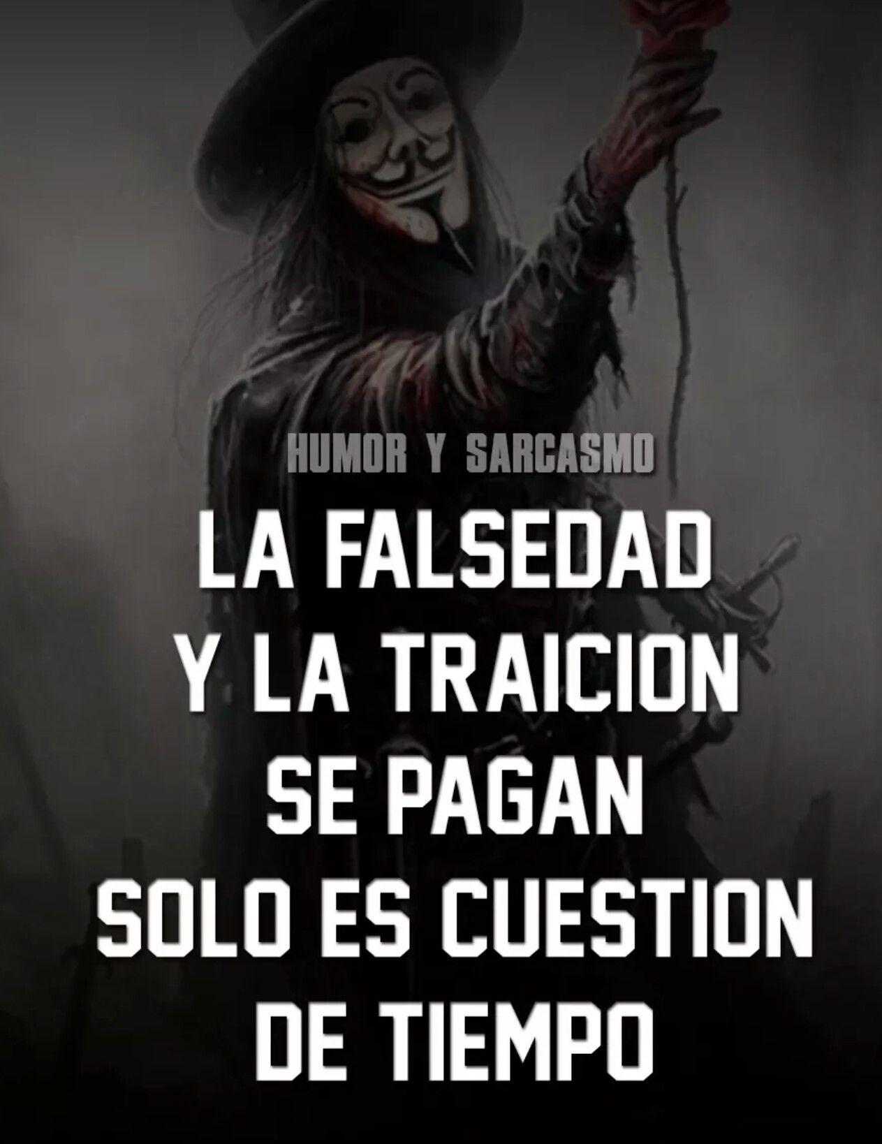 Pensamientos Falsedad Frases De Traicion Wwwmiifotoscom