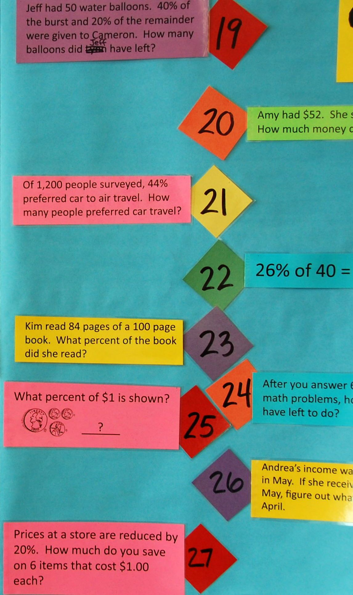 Great idea...and so many ideas for differentiation. | Math/Singapore ...
