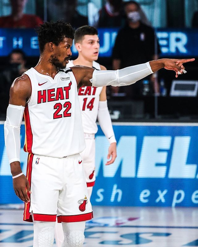 X Miami Heat On Instagram That S Our Leader Heatculture In 2020 Miami Heat Sports Sports Jersey