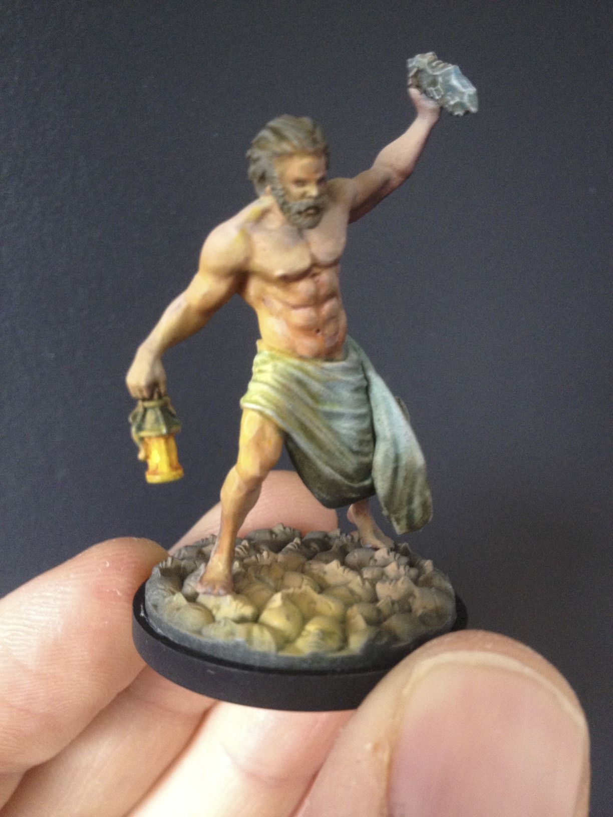 Kingdom Death Monster - Prologue survivor | Kingdom Death Monster ...