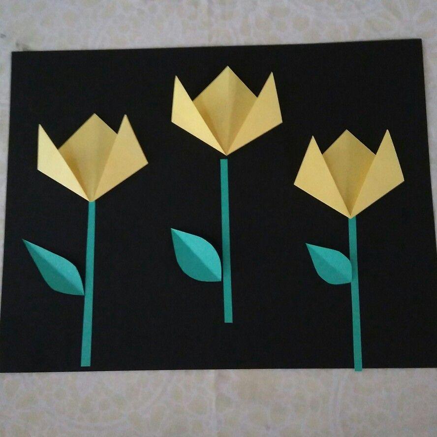Tulipa origami