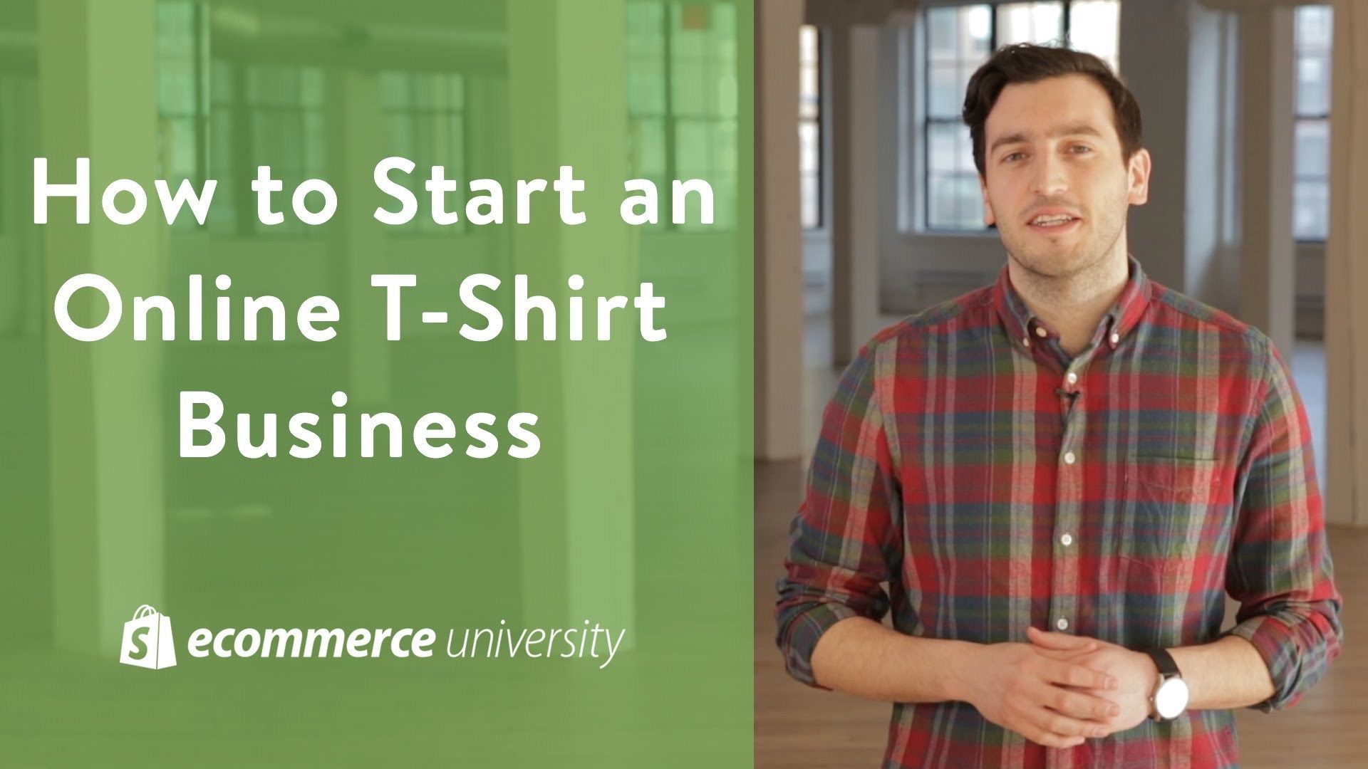 Small Business Ideas How to Start an Online TShirt