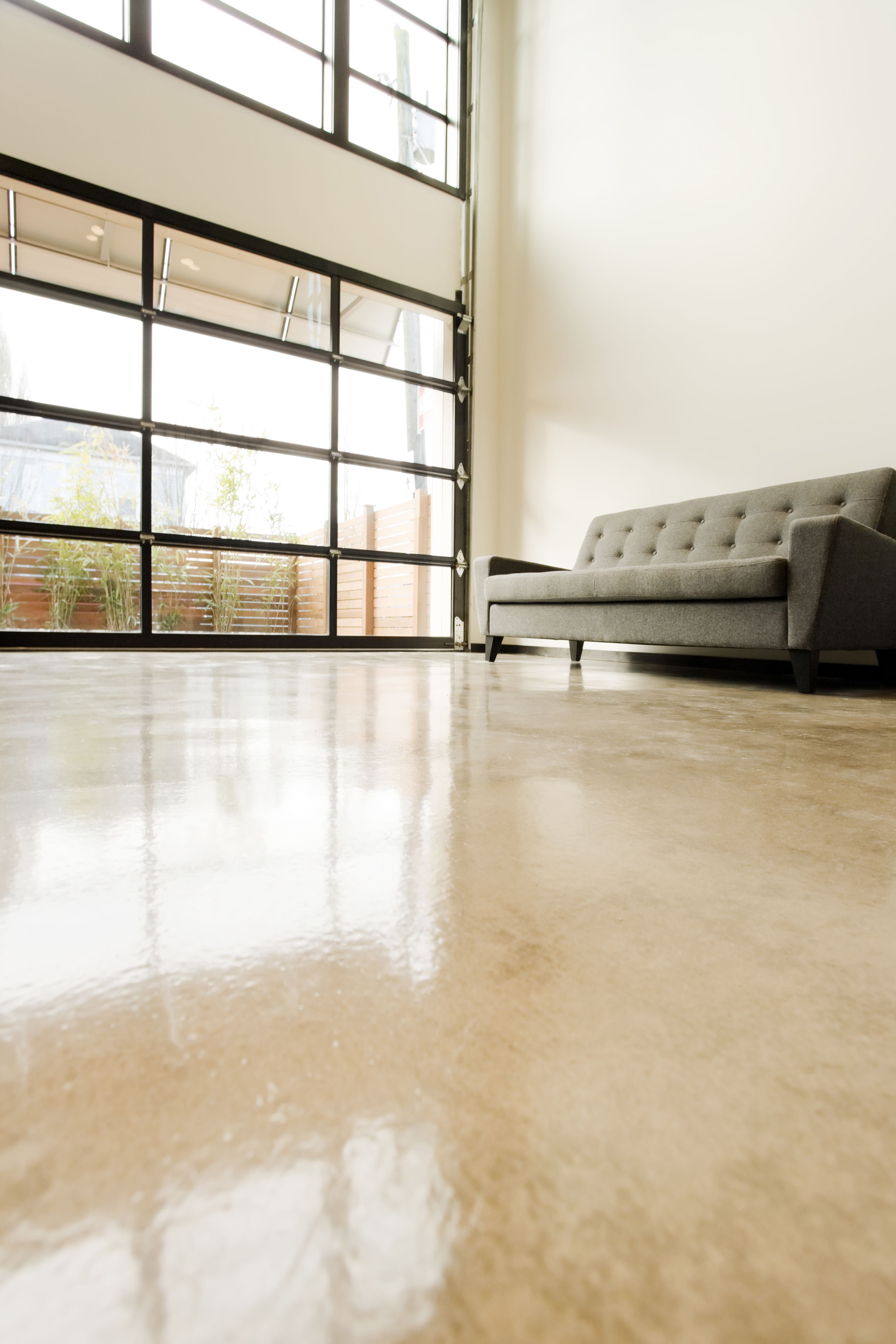 2020 How Much Does a Polished Concrete Floor Cost? in 2020