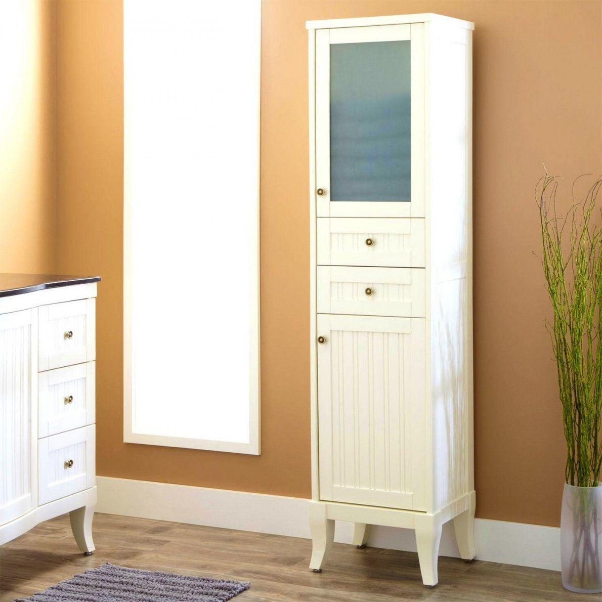 2018 White Corner Bathroom Floor Cabinet - Interior House Paint ...