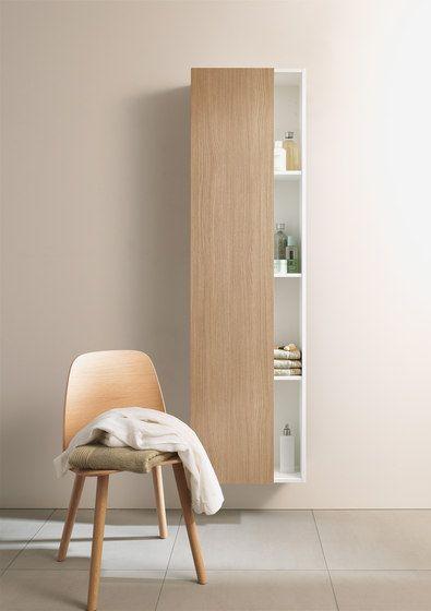 Wall cabinets Bathroom furniture DuraStyle DURAVIT Matteo