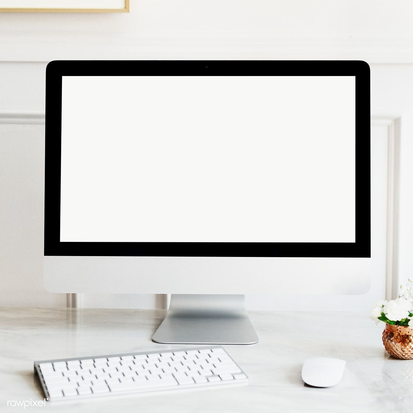 Download Premium Png Of Computer Screen Mockup Transparent Png 2024689