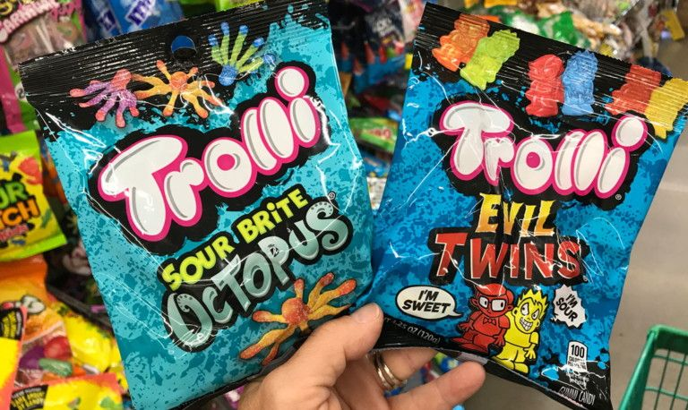 Free Trolli Gummi Candy At Dollar Tree Dollar Tree The Krazy